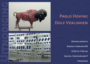 Pablo Hoving en Dolf Verlinden